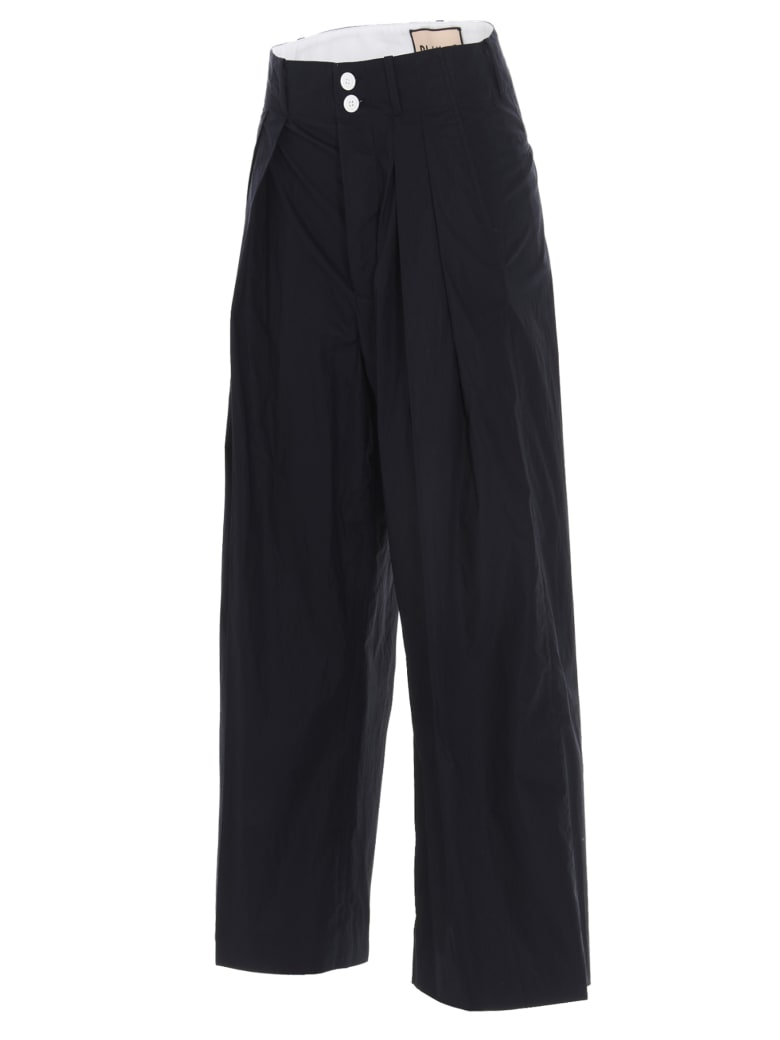 Plan C Pants - Blue