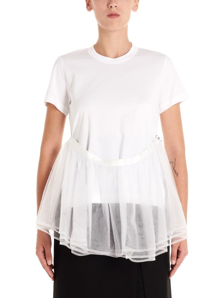 Noir Kei Ninomiya T-shirt - White