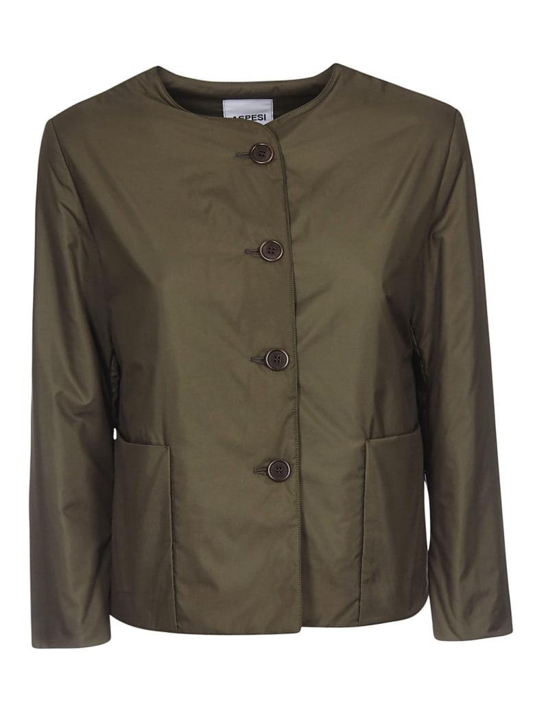 Aspesi Button-up Jacket - Green