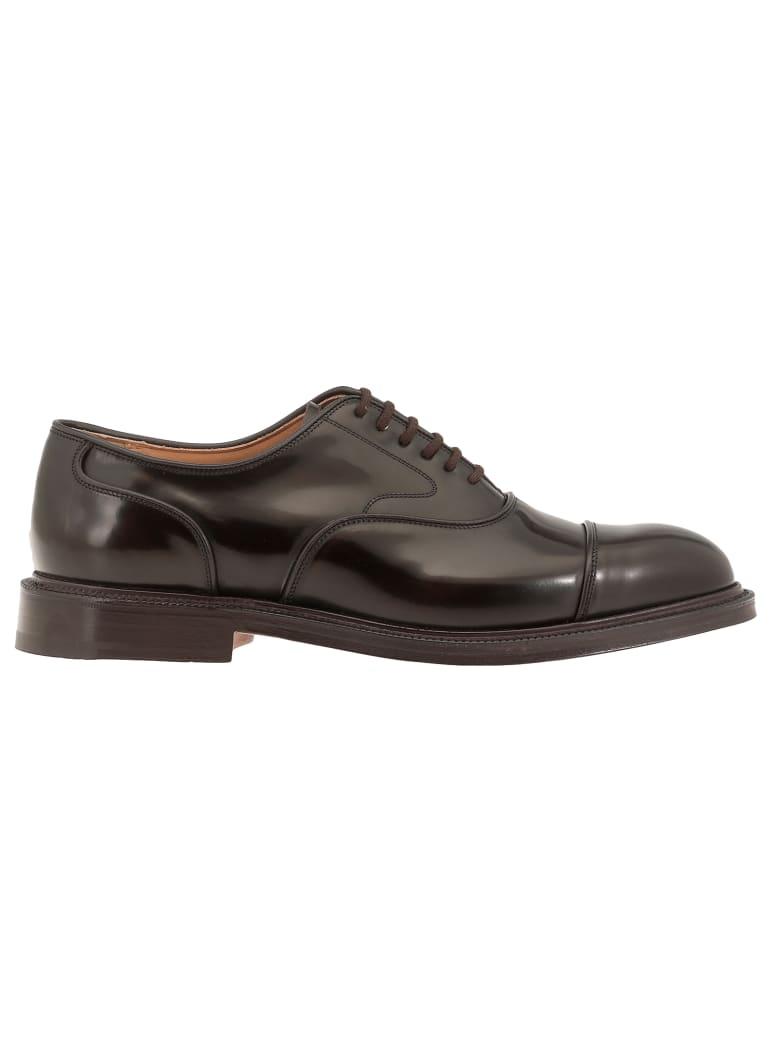 Church's Lace Up Ongar Shoe - EBONY