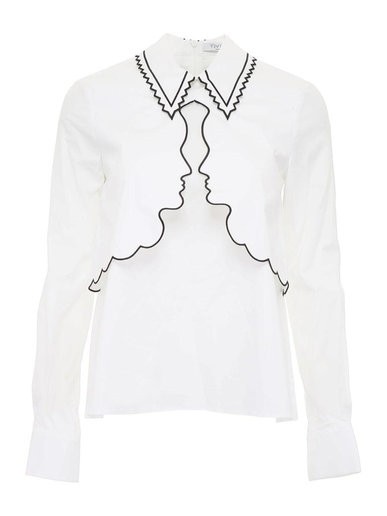 Vivetta Azure Shirt - WHITE (White)