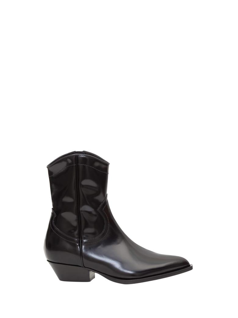Philosophy di Lorenzo Serafini Cowboy Boots - Nero