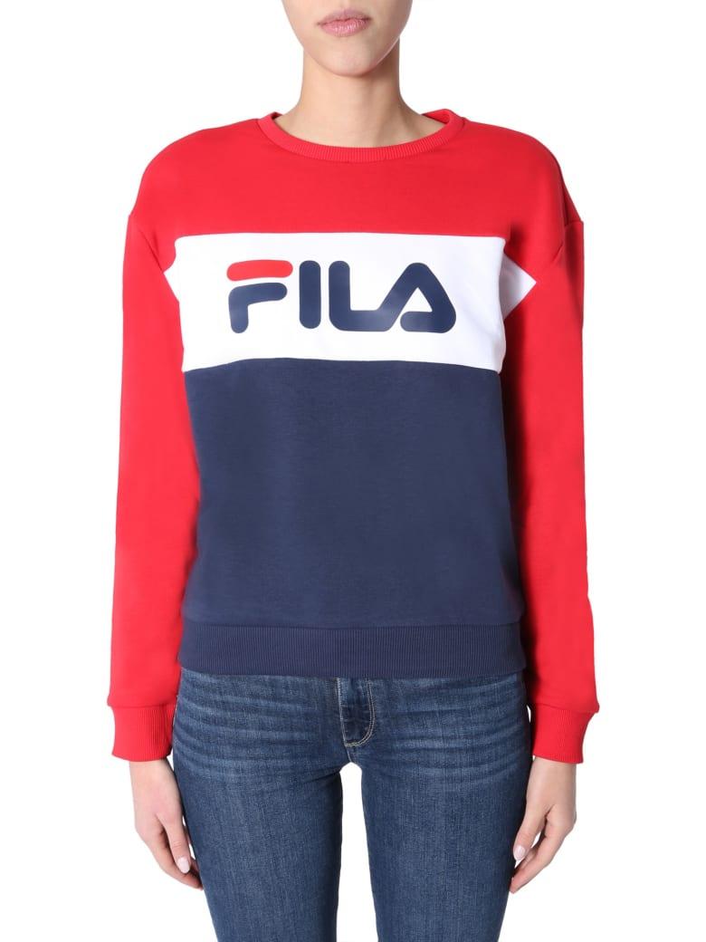 Fila Leah Sweatshirt - BLU