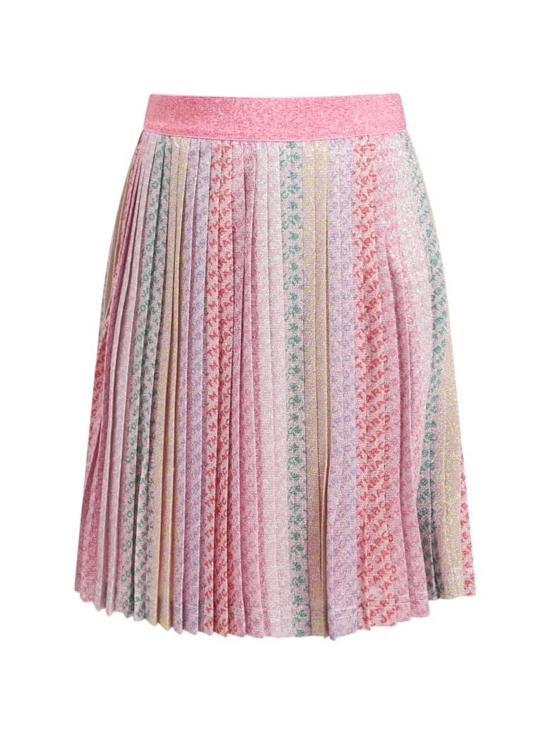 Little Marc Jacobs Multicolor Skirt For Girl - Multicolor