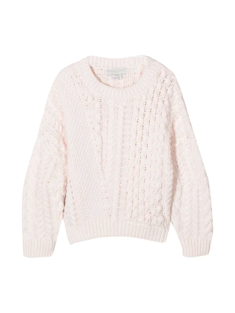 Stella McCartney Kids Light Pink Sweater Teen - Rosa