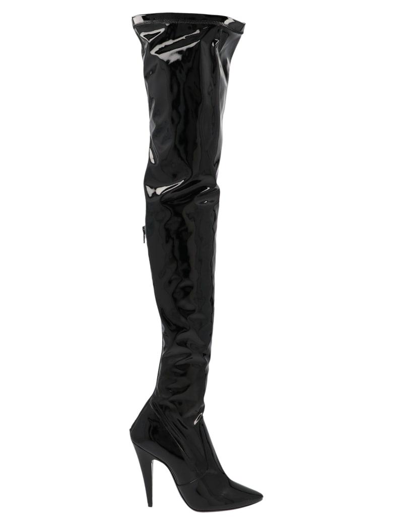 Saint Laurent 'aylah' Shoes - Nero