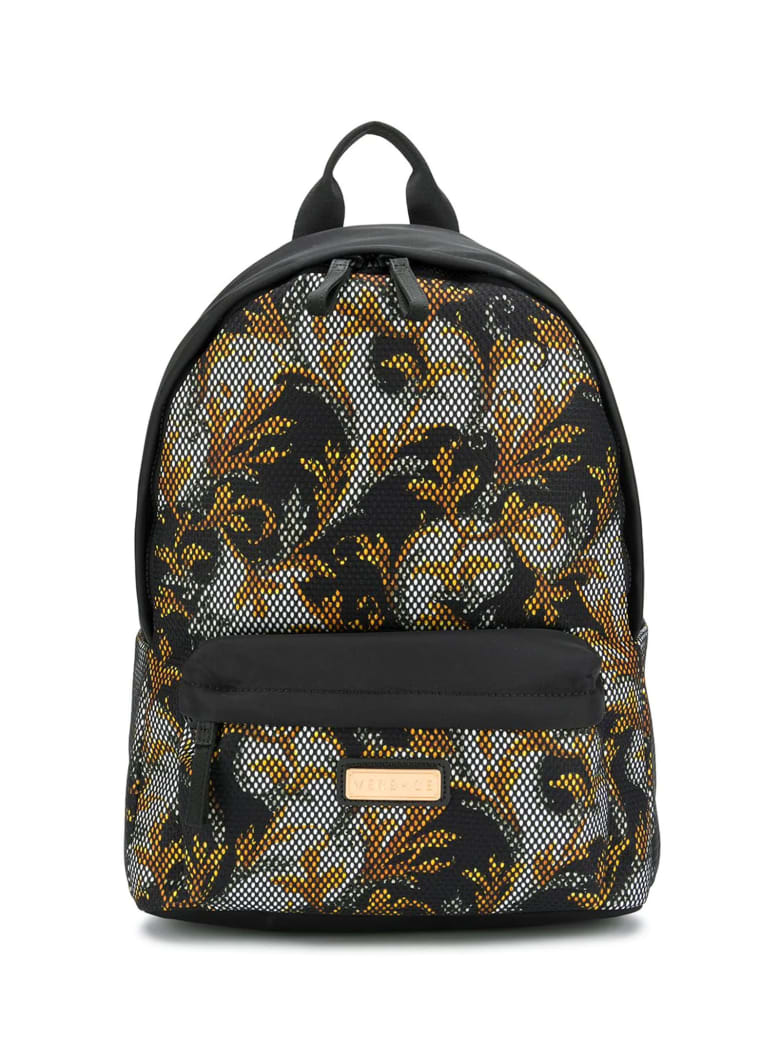 Young Versace Backpack - Nero/oro
