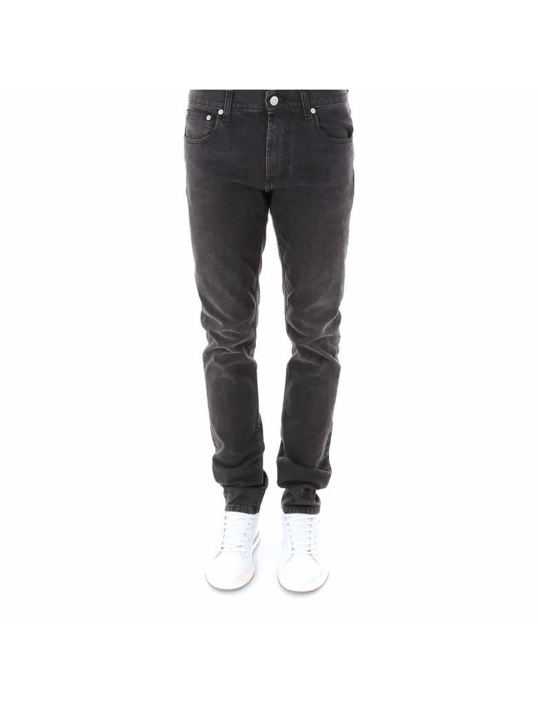 Alexander McQueen Jeans - Grey