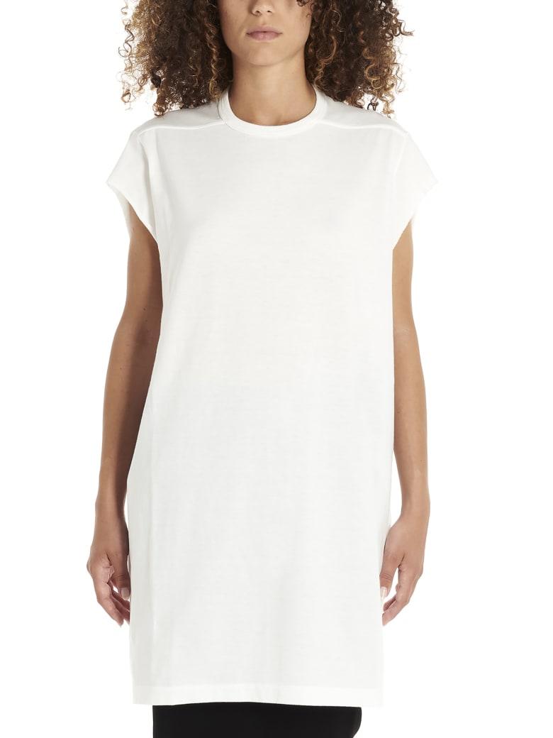 Rick Owens 'lega Spi' T-shirt - White