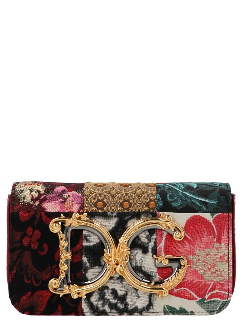 Dolce & Gabbana 'ayers' Mini Bag - Fuchsia
