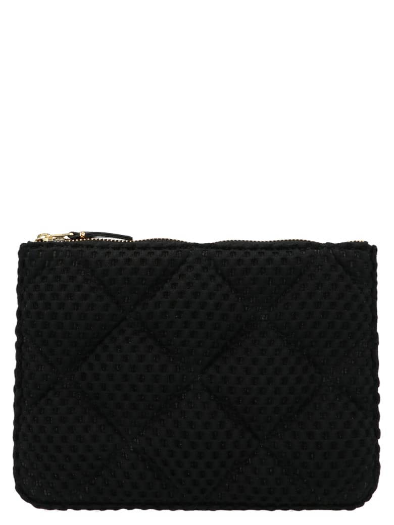 Comme des Garçons 'fat Tortoise' Bag - Black