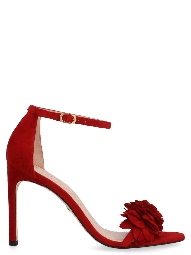 Stuart Weitzman 'nudistasong' Shoes - Red
