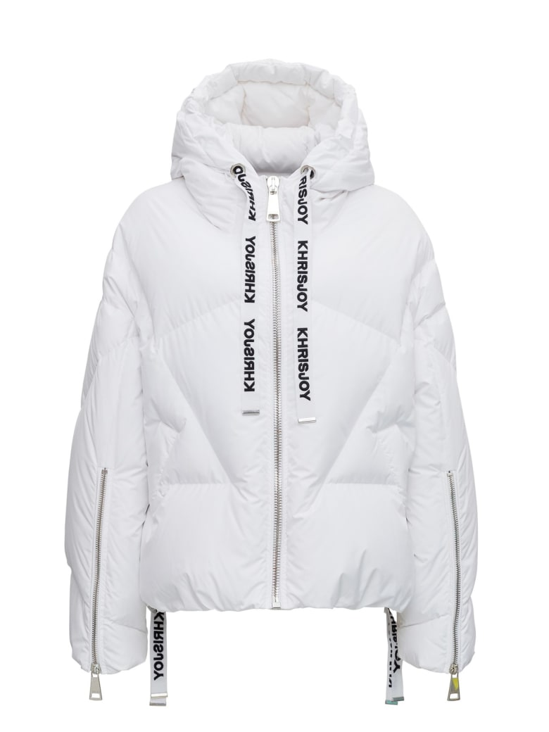 Khrisjoy Down Jacket - White