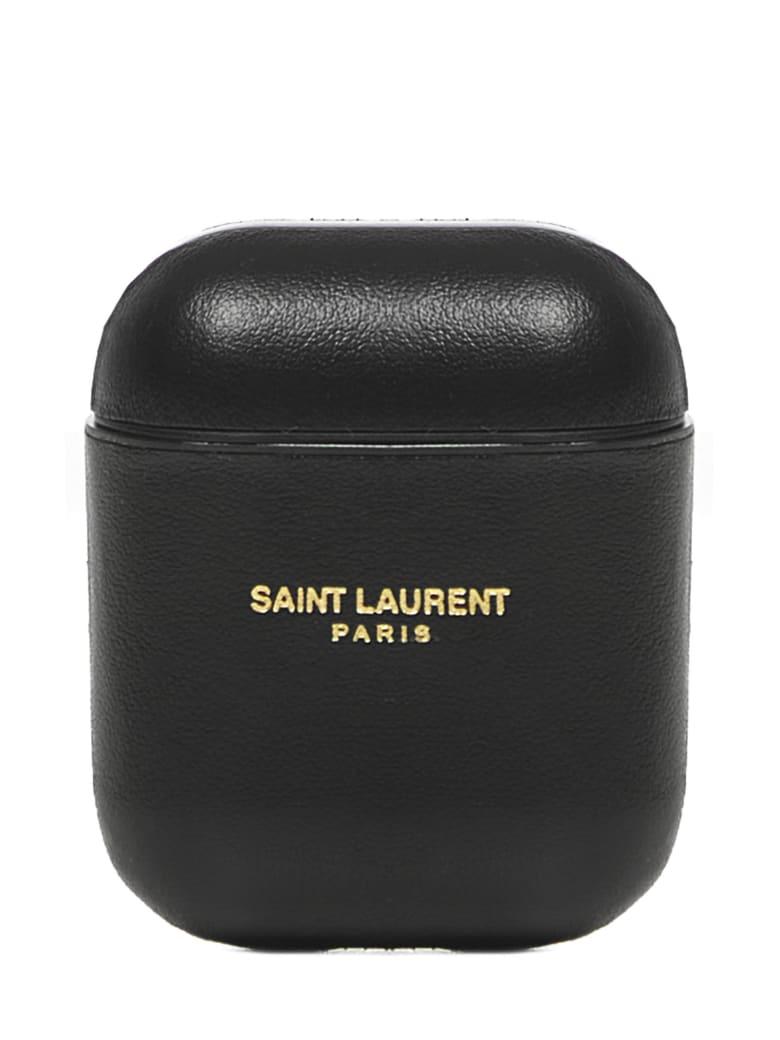Saint Laurent Airpods - Black