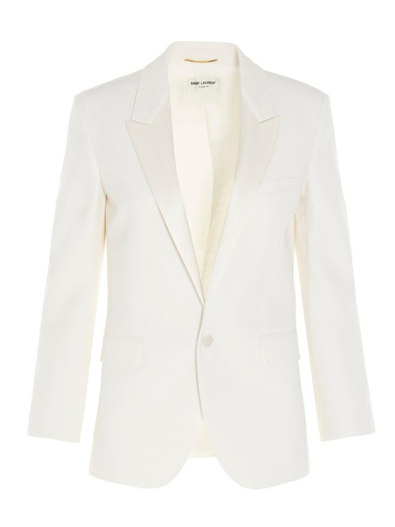 Saint Laurent Blazer - White