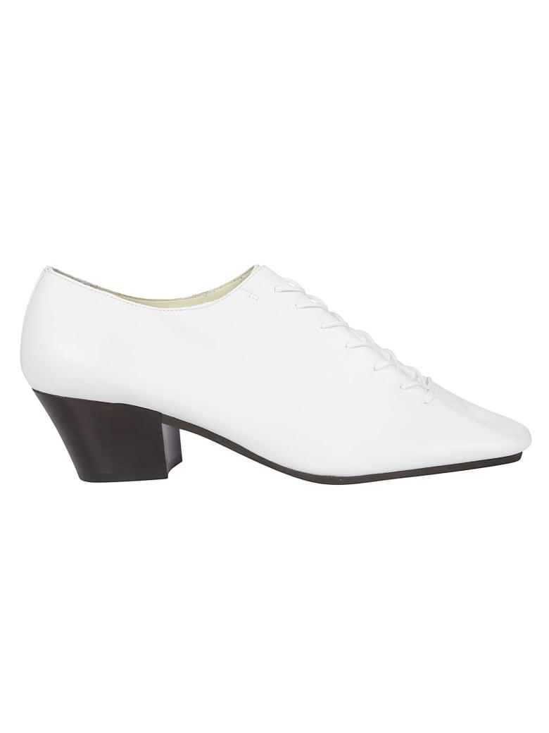 Lemaire Heeled Oxford Shoes - Cioccolato