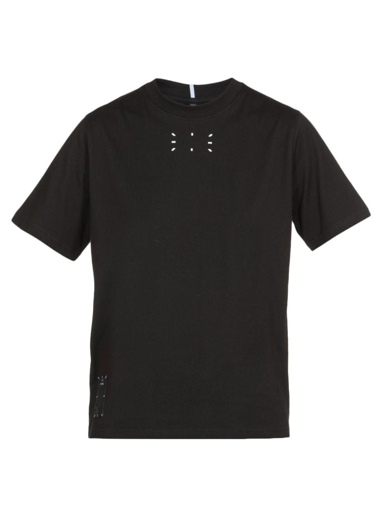 McQ Alexander McQueen T-shirt With Logo - Darkest Black