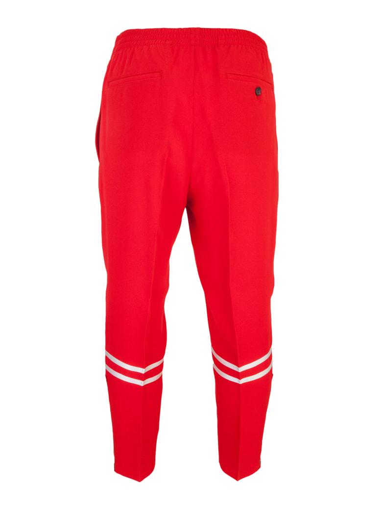 Alexander McQueen Trousers - Red