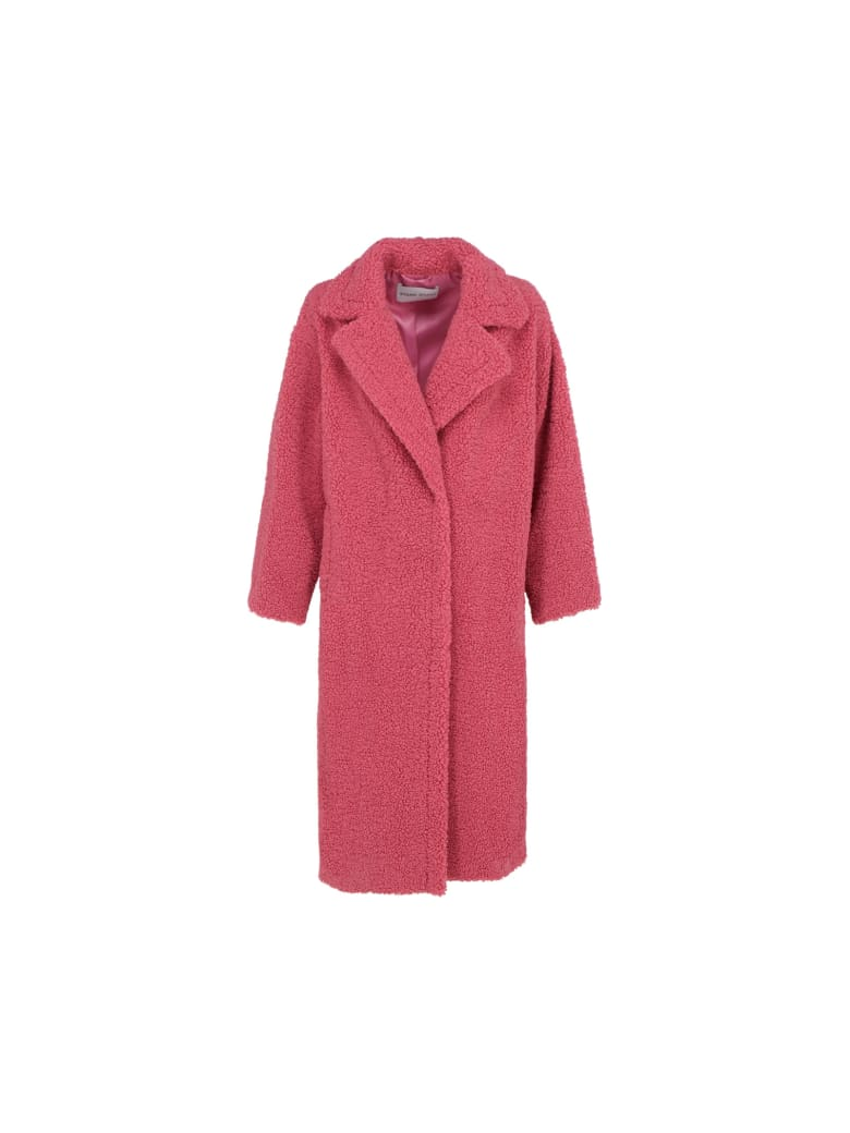 STAND STUDIO Maria Coat - Berry pink