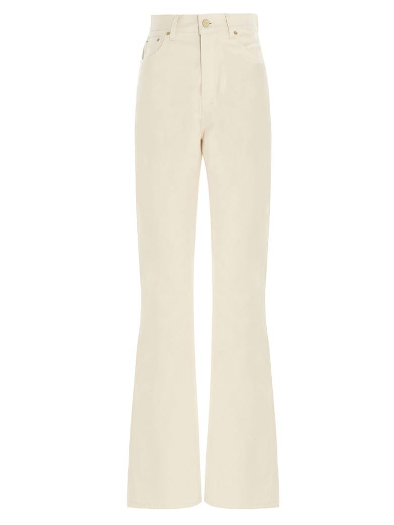 Jacquemus 'le Denimes' Jeans - Beige