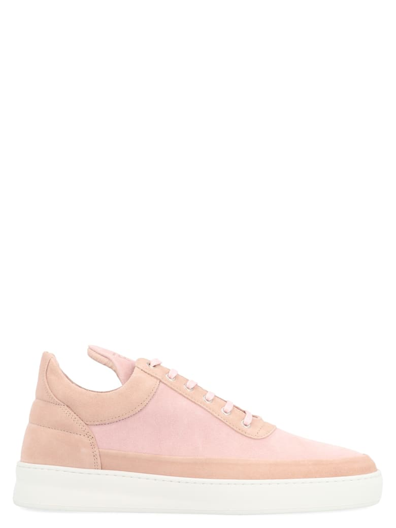 Filling Pieces 'cape Plain' Shoes - Pink