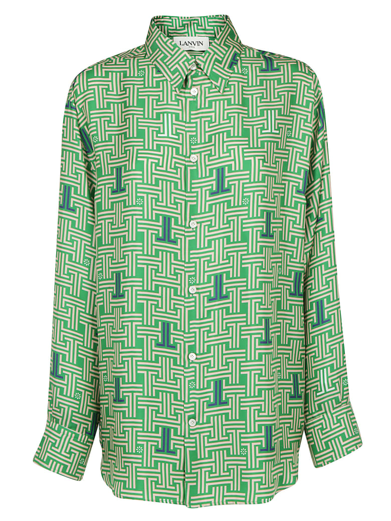 Lanvin Top - Apple green