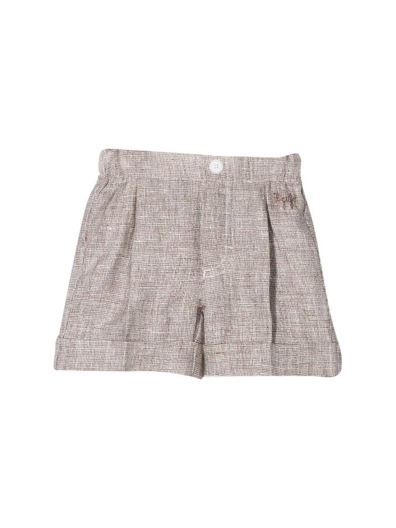 Il Gufo Linen Shorts - Cord. 5