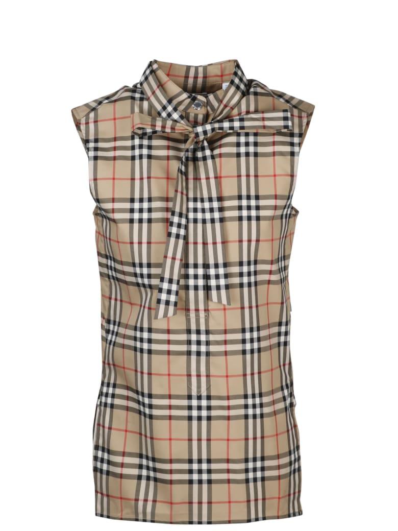 Burberry Monique Shirt - Brown