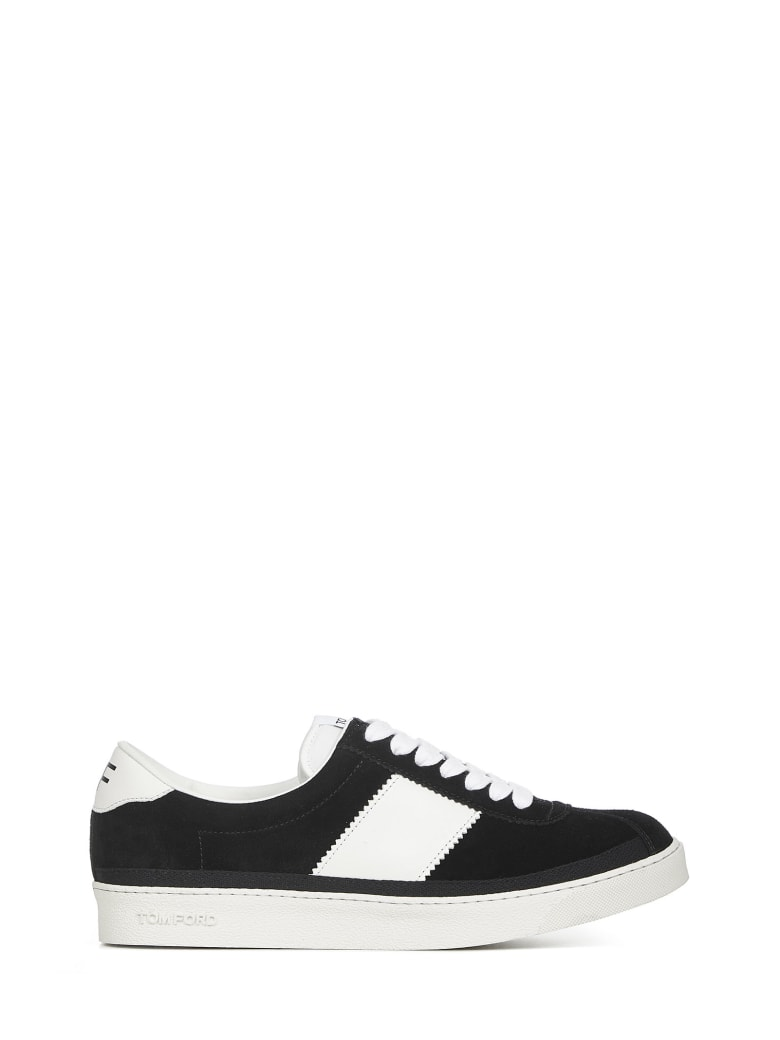 Tom Ford Bannister Sneakers - Black
