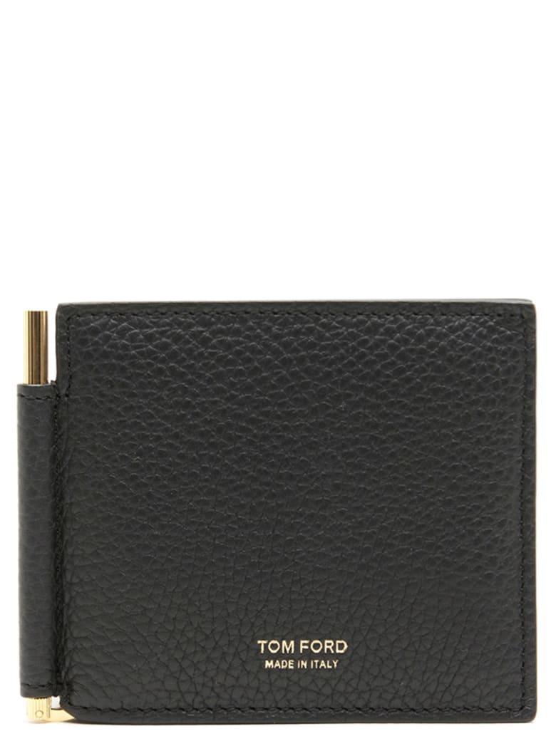 Tom Ford Wallet - Black