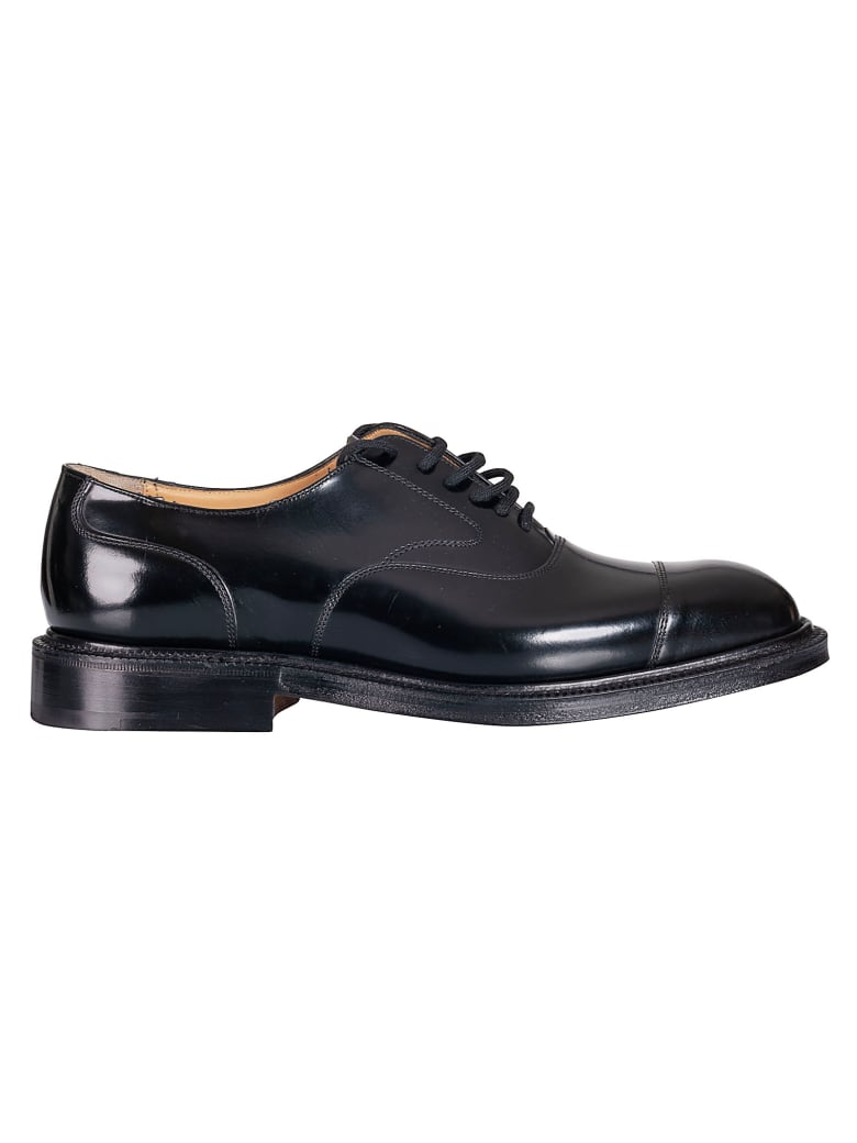 Church's Lancaster Oxford Shoes - Aab Black