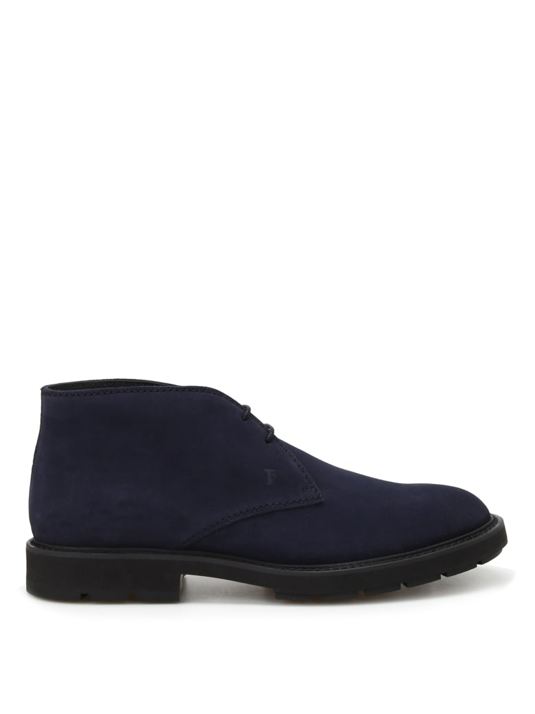 Tod's Boots - Night blue