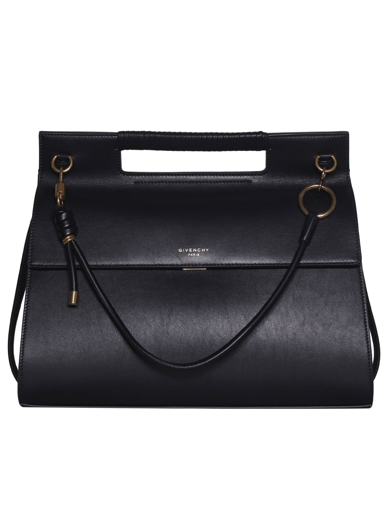 Givenchy Flap Classic Tote - Black