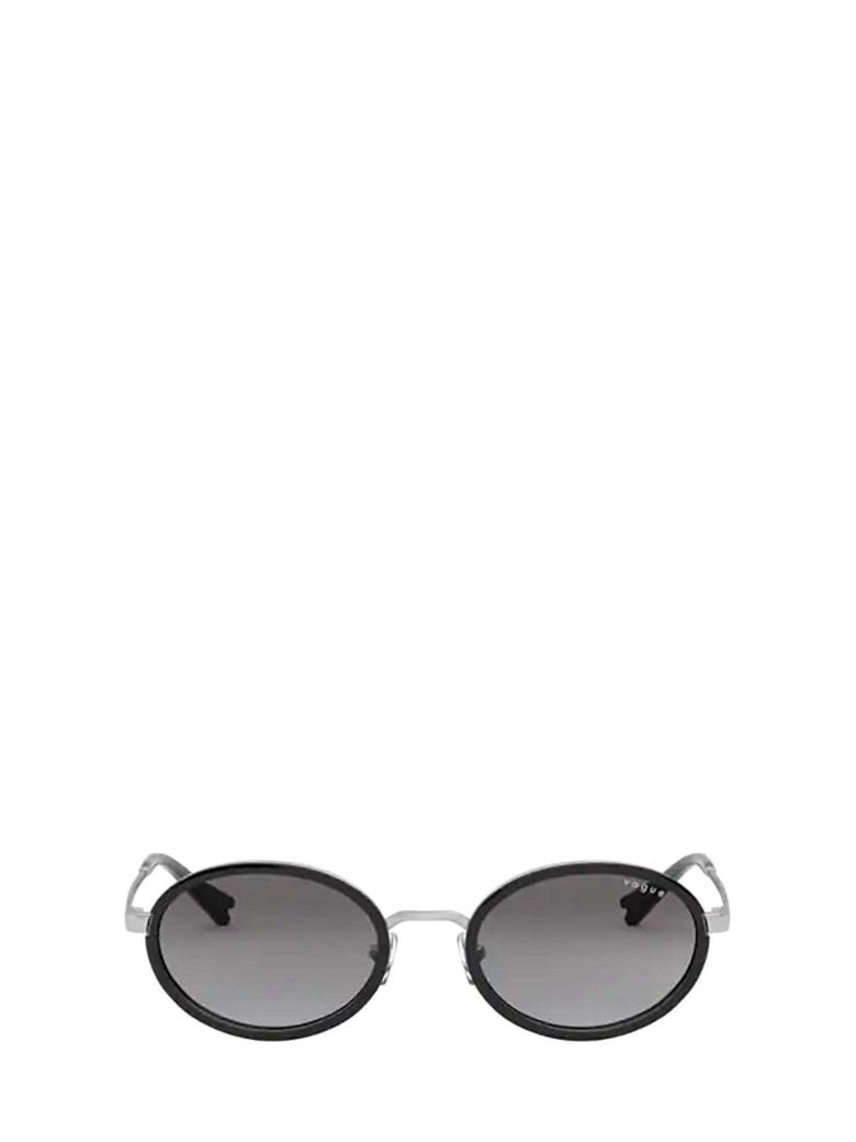 Vogue Eyewear Vogue Vo4167s Silver Sunglasses - 323/11