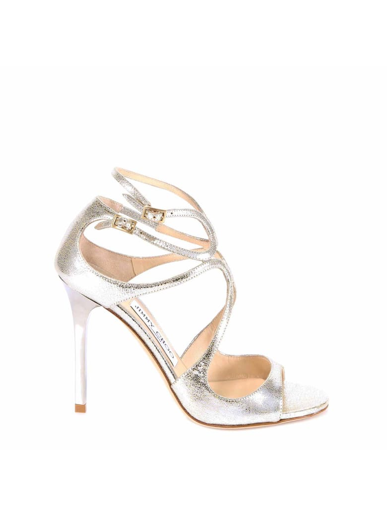 Jimmy Choo Sandals - Silver