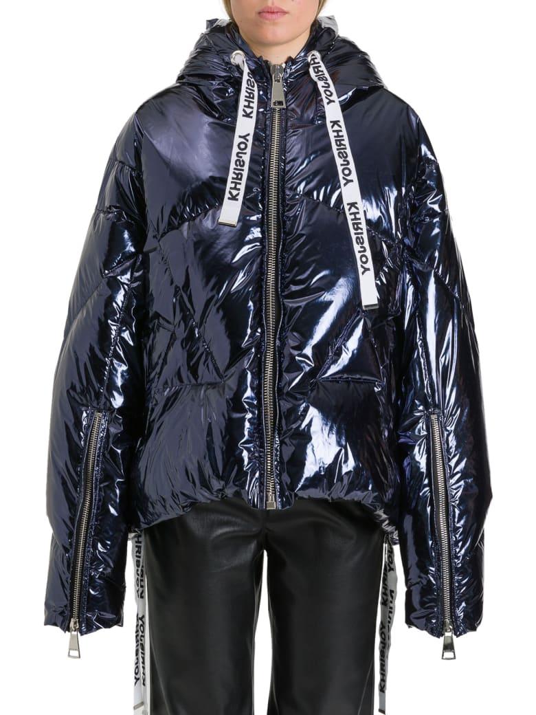 Khrisjoy Down Jacket - Blu