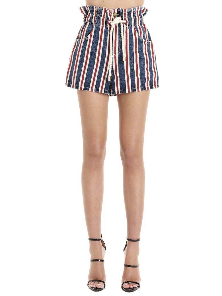 Elisabetta Franchi Celyn B. Shorts - Multicolor