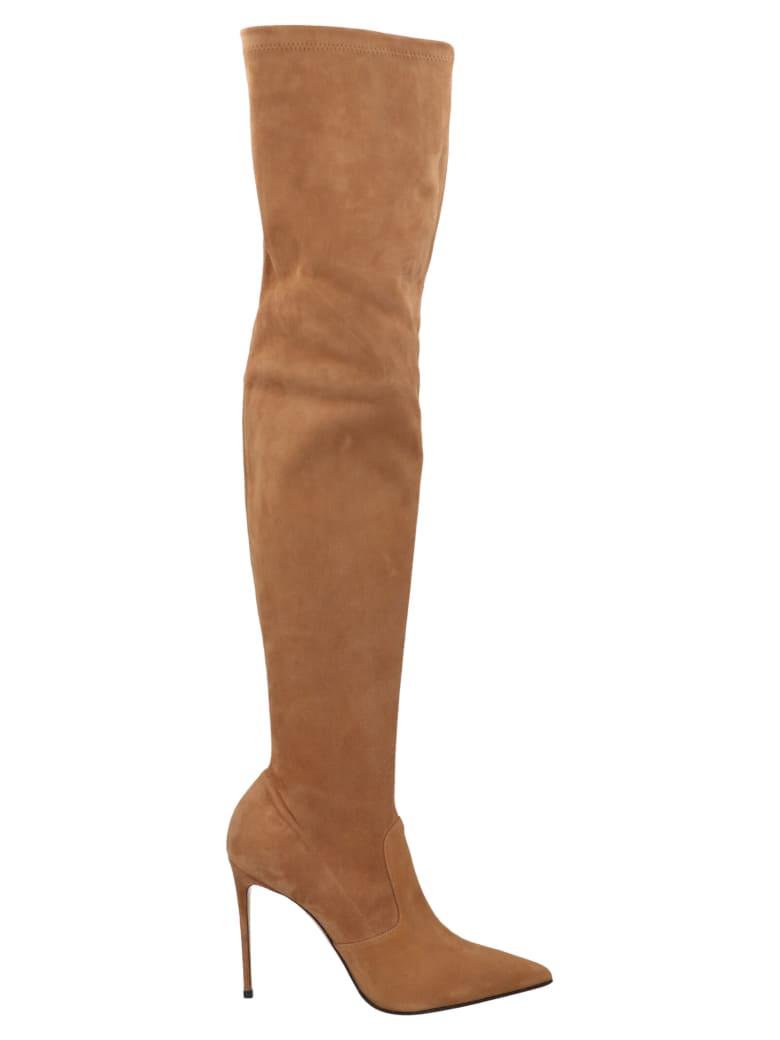 Le Silla 'eva' Shoes - Beige