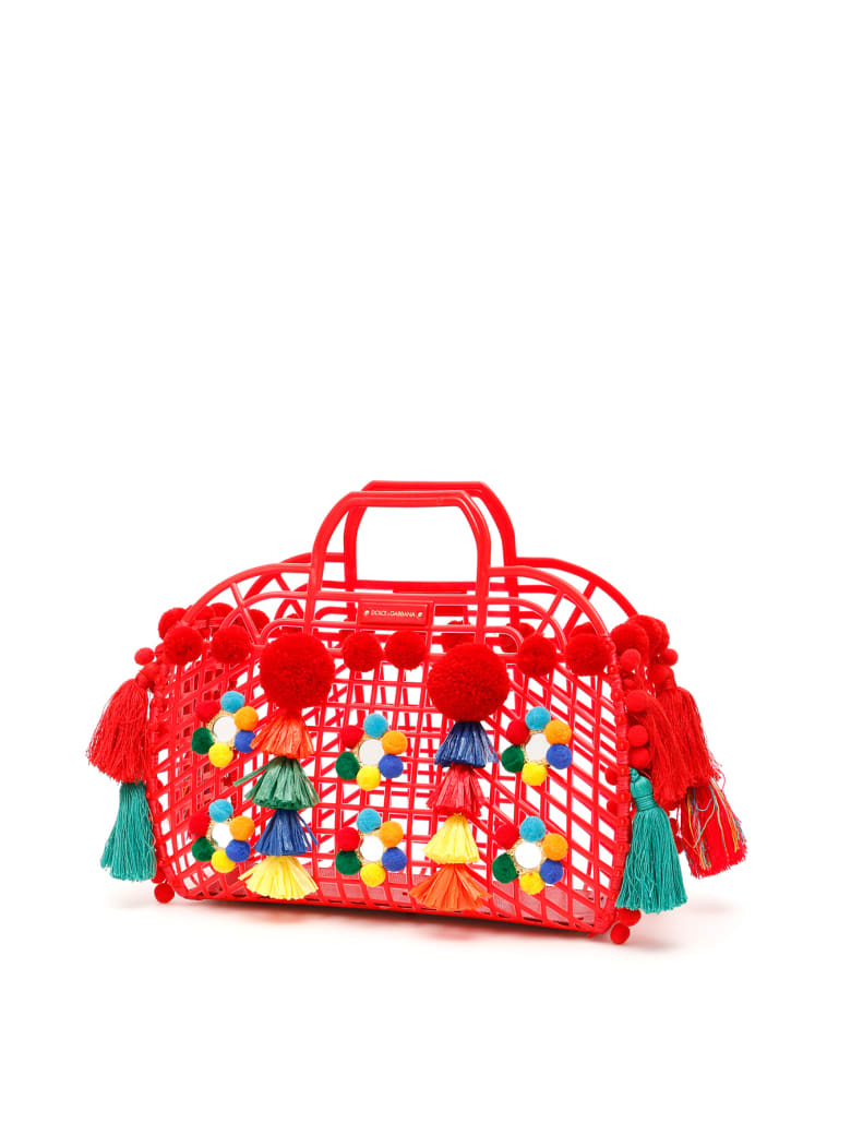 Dolce & Gabbana Kendra Bag - ROSSO (Red)