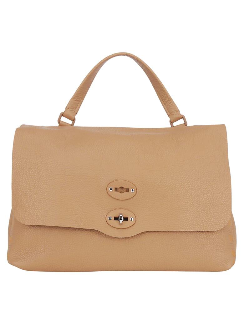 Zanellato Postina M Shoulder Bag - Brown