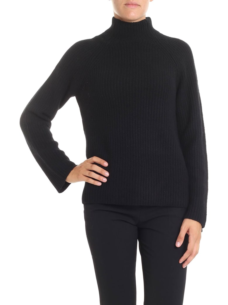 360 Sweater 360 Cashmere - Maye Sweater - Black