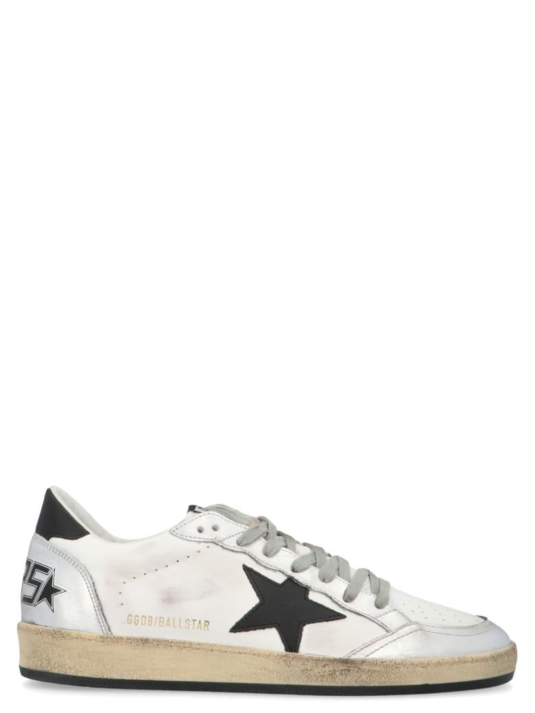 Golden Goose 'ball Star' Shoes - White