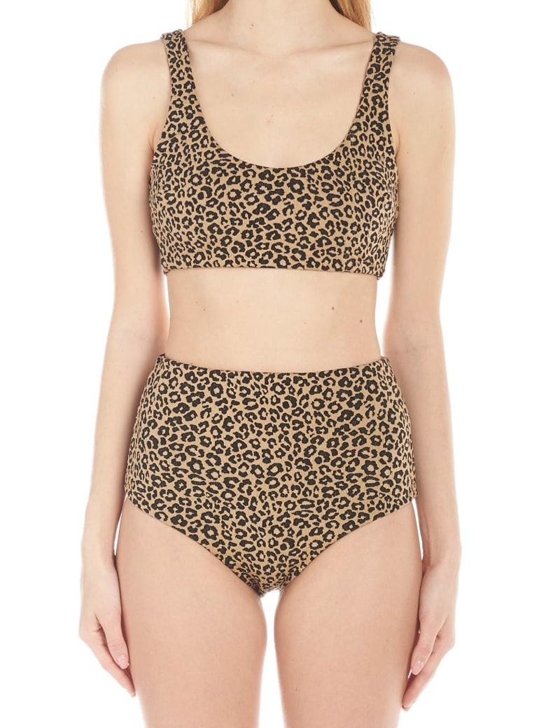 Mara Hoffman 'lira' Bikini Bra - Multicolor