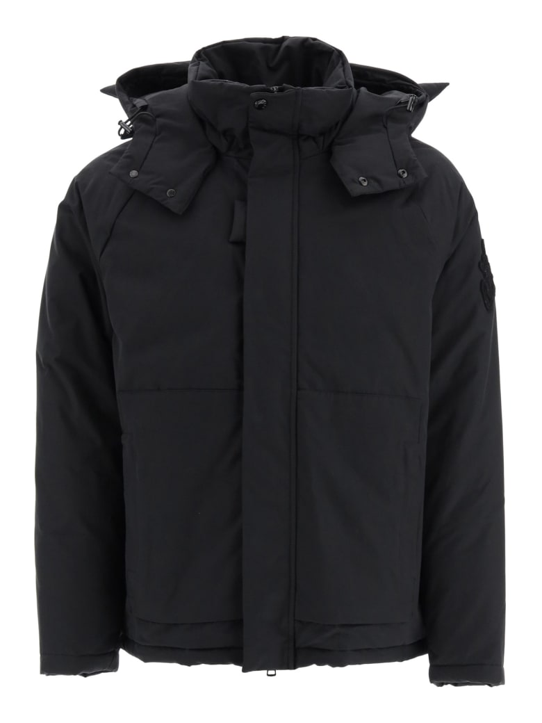 Moncler 1 Highclere Down Jacket - Nero