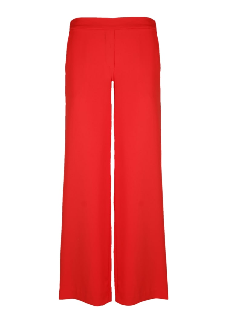 Parosh Trousers - Red