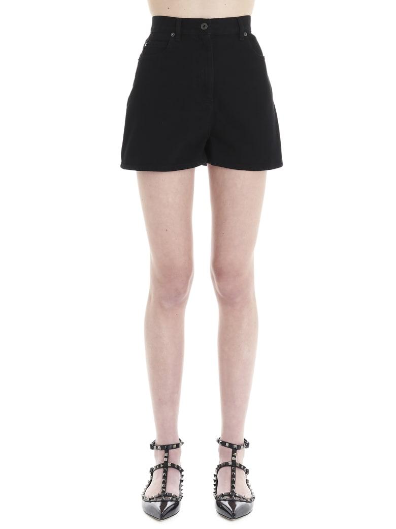 Valentino 'vltn Star' Shorts - Black