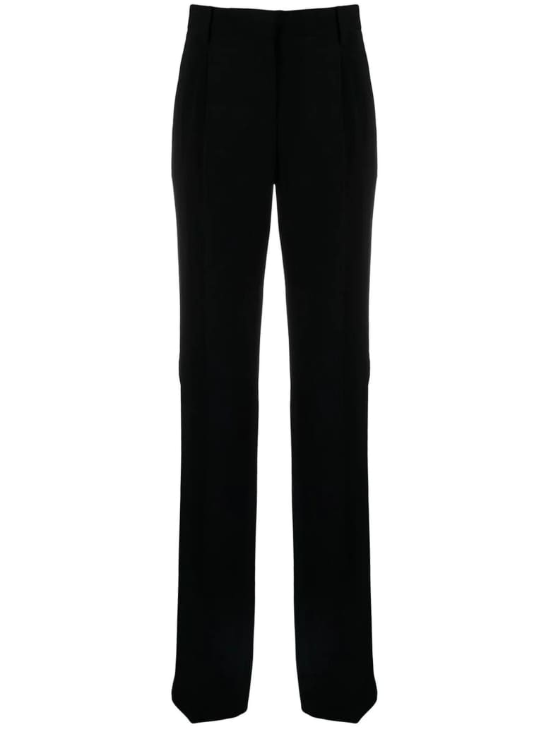 N.21 Black Tailored Trousers - Nero