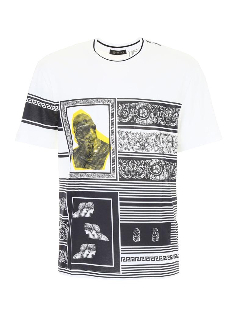 new arrival 5260d fdbf9 Versace Baroque Print T-shirt