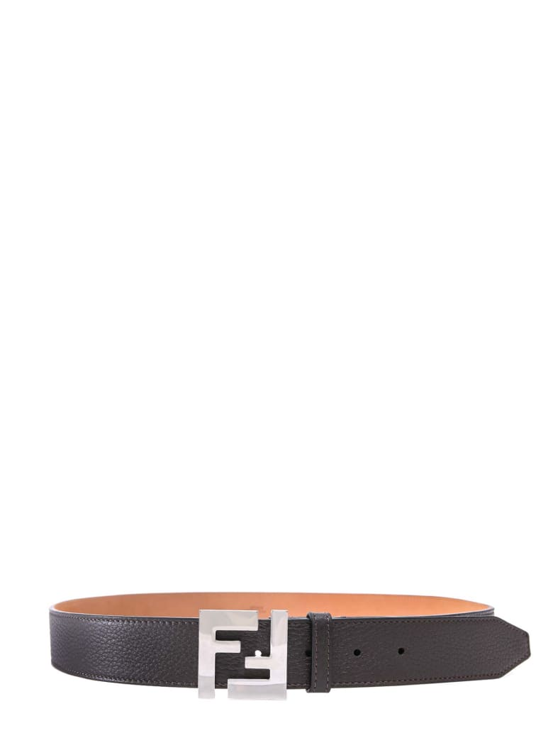 Fendi Belt - Brown