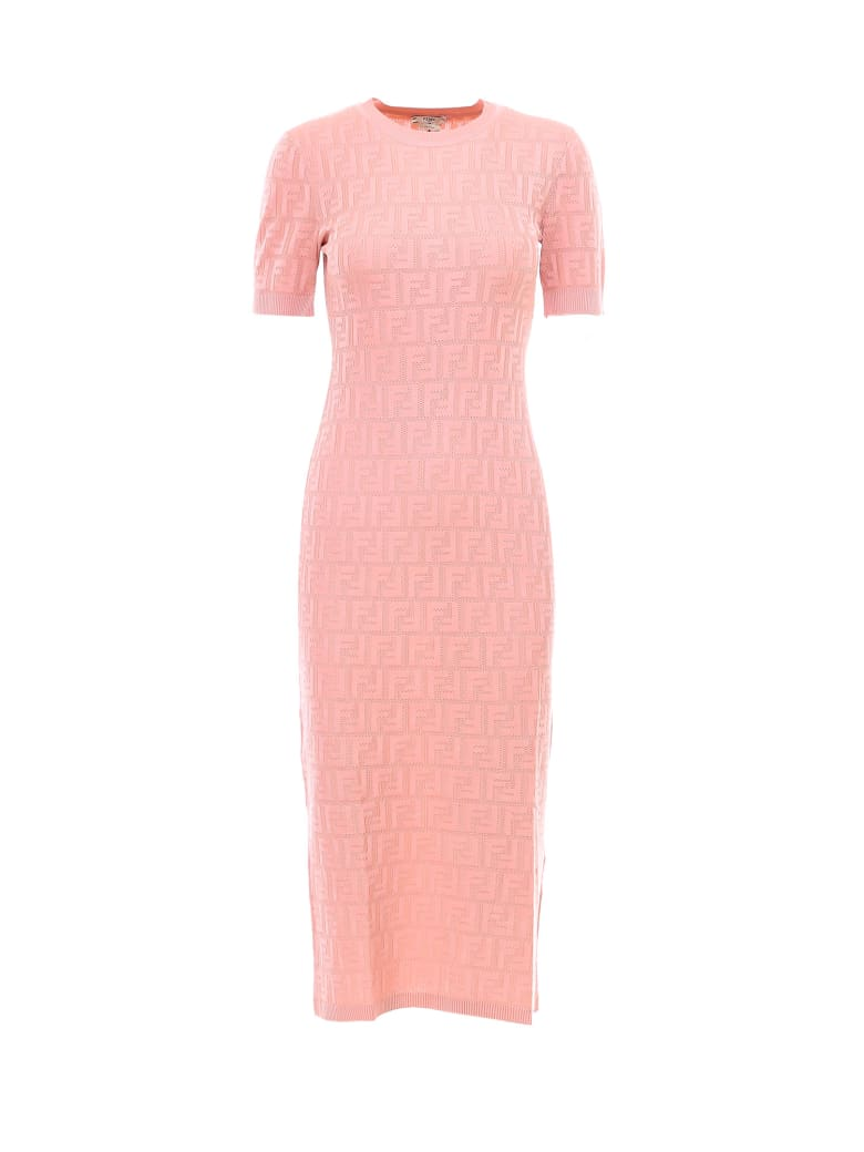 Fendi Dress - Pink